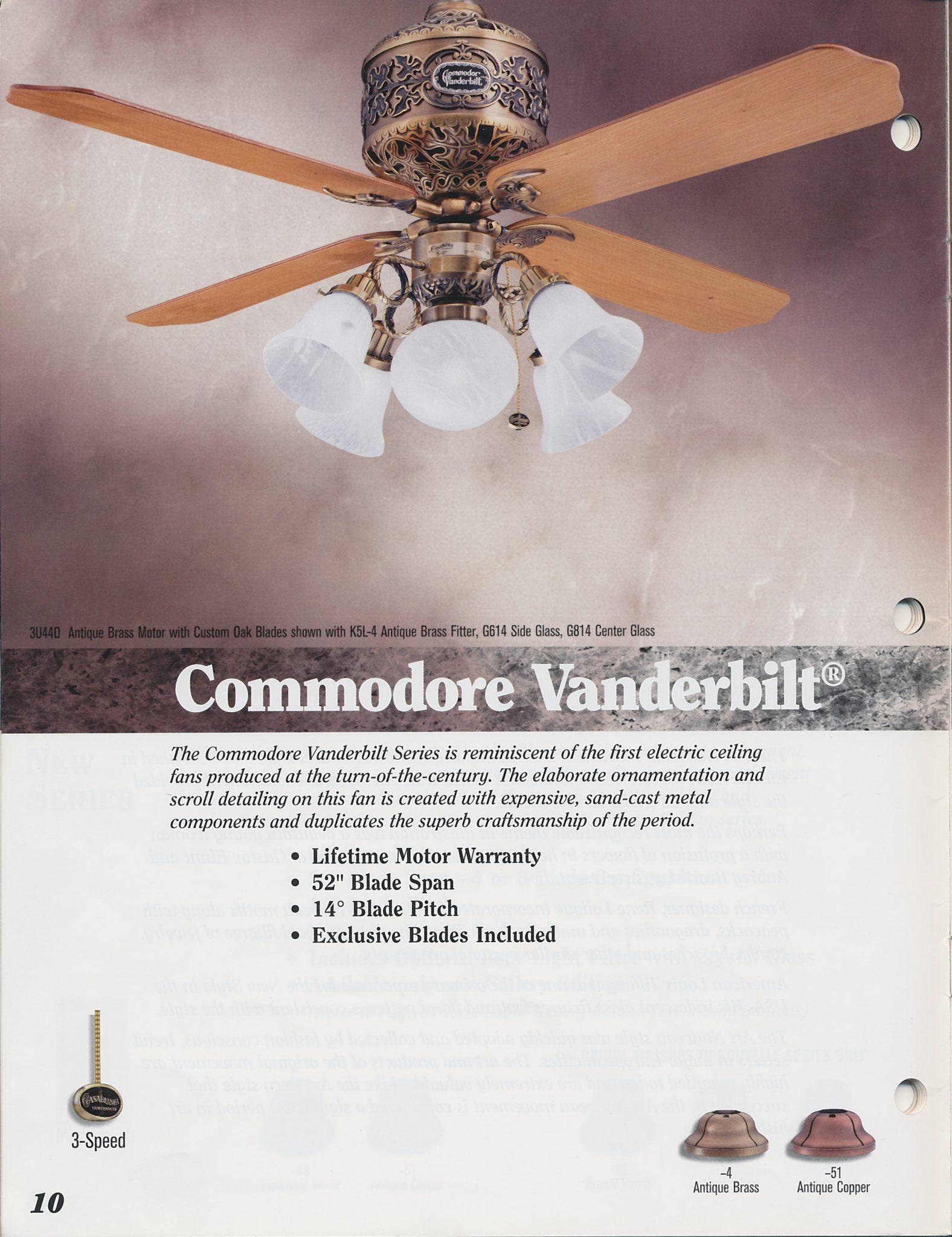 Casablanca Catalog 1997